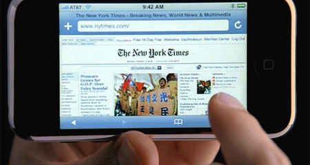 Mobile internet, ci navigano 15,5 milioni di italiani per 1,37 ore al giorno