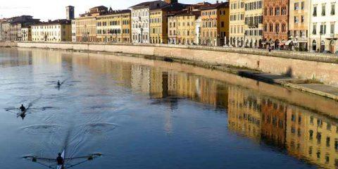 Smart city, tour a piedi di Pisa con nuovi percorsi multimediali