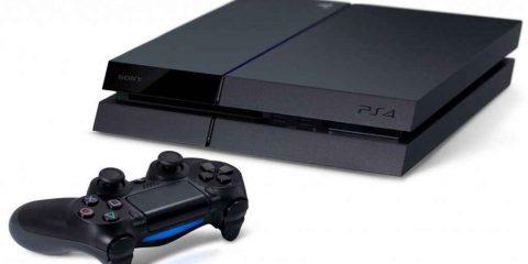 Le vendite di PlayStation 4 salgono del 300% nel Regno Unito