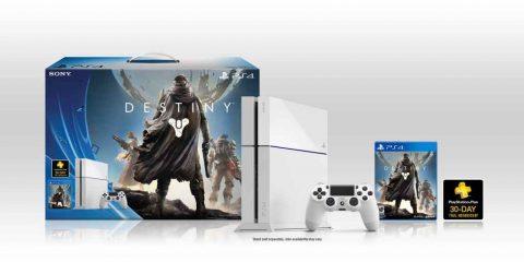 Destiny traina le vendite di PlayStation 4