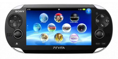 Sony crede ancora in PlayStation Vita