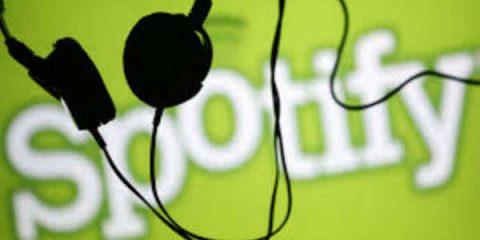 Spotify, il 52% dello streaming via smartphone e tablet