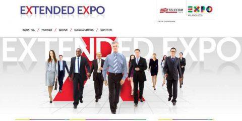 Expo Milano 2015 e Telecom Italia, online il nuovo portale 'Extended Expo'
