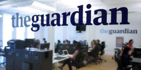 eJournalism, restyling digitale per il Guardian