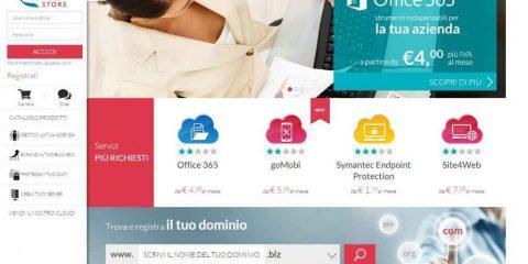 Telecom Italia presenta 'Nuvola Store'