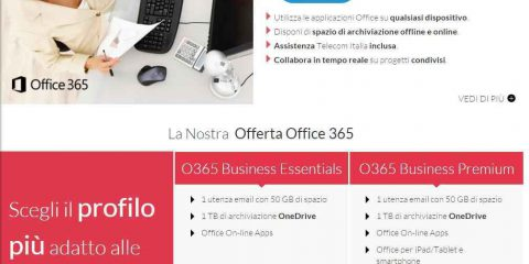 Telecom Italia e Microsoft, servizi cloud a sostegno delle PMI italiane