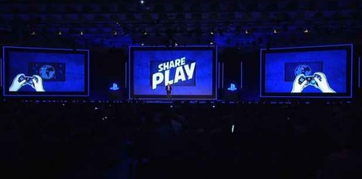 Share Play PS4