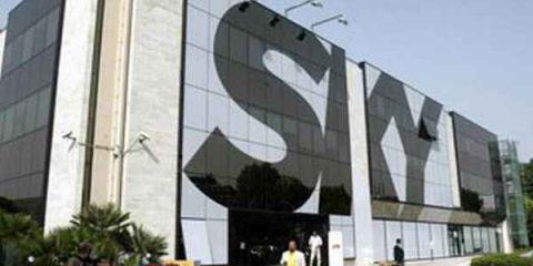 Sky Italia, ricavi a 720 mln in linea con le previsioni