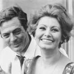 Sophia Loren con Marcello Mastroianni #1