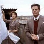 Sophia Loren con Marcello Mastroianni #3
