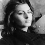 Sophia Loren intensa