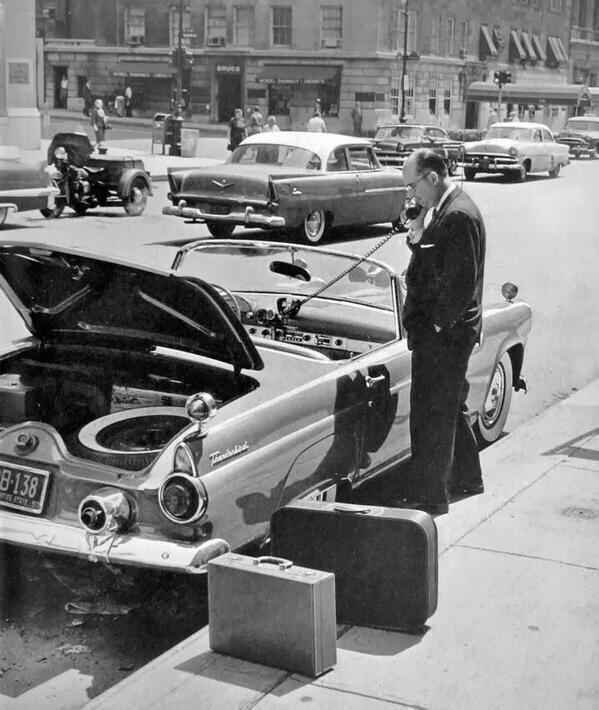 The smartphone in 1959