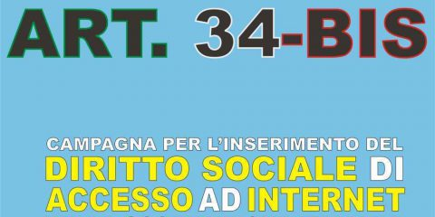 Diritti digitali. Benvenuta Carta dei diritti del web, ma in Italia esiste già un Ddl ad hoc