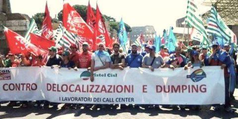 Call Center, Accenture e British Telecom licenziano i 262 dipendenti di Palermo