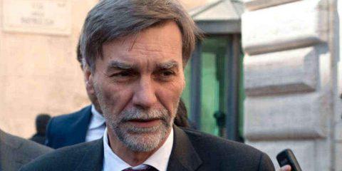AgID, Graziano Delrio: 'Governance da manicomio'