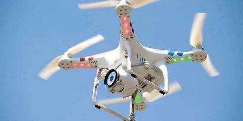 Droni ispettori del Fisco, in volo contro gli abusi edilizi