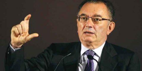 Tlc in crisi, Giorgio Squinzi: 'Subito decreti attuativi sul digitale'