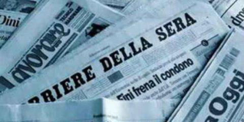 Pubblicità: giornali a picco, ma la TV non ne approfitta più di tanto
