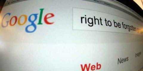 Diritto all'oblio, il Garante francese respinge il ricorso di Google