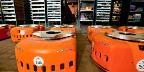 Amazon, robot per consegne più veloci a Natale (videonews)