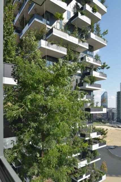 Bosco verticale a milano nominato 39 grattacielo pi bello for Bosco verticale architetto