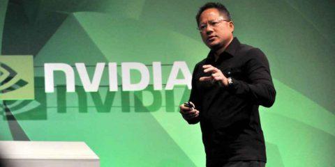 Nvidia in crescita del 25% nel settore gaming