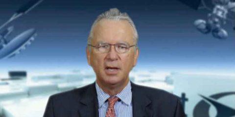 DigiWorld Summit, Michel de Rosen (Eutelsat): 'Il satellite per portare la banda larga in aereo' (videonews)