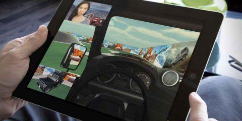 dcx. Il simulatore di guida nel settore automotive