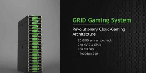 Nvidia lancia Grid, un servizio di cloud gaming