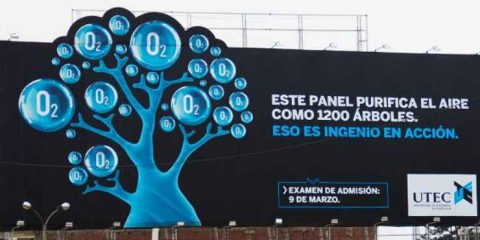 Smart city, nuovi trend: cartelloni pubblicitari che offrono acqua potabile e assorbono inquinamento (settima puntata)