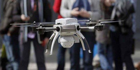 Droni, allarme sicurezza per il sorvolo di luoghi a rischio