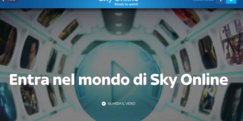 Sky Online, tutte le novità di novembre dal cinema allo sport
