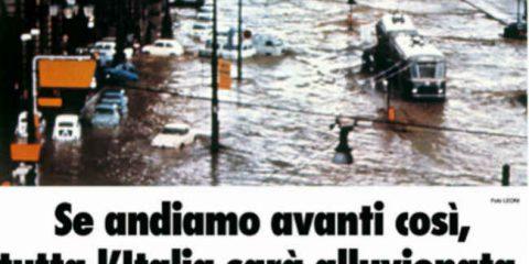 Spot&Social. Emergenza alluvioni, la campagna riparte dai ragazzi (video)