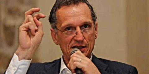 Telecom Italia, Giuseppe Recchi: 'Garantire ritorni a chi investe nelle reti'