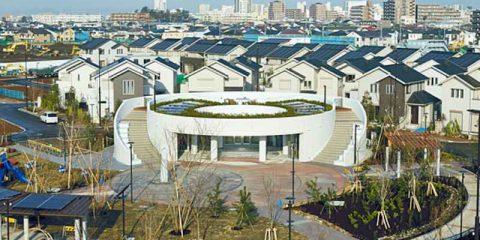 Fujisawa Smart Town: inaugurata la prima città giapponese 100% sostenibile