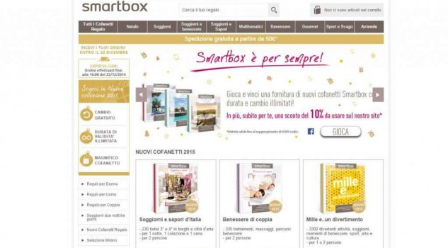 Emejing Smartbox Soggiorni Photos - Home Interior Ideas - hollerbach.us