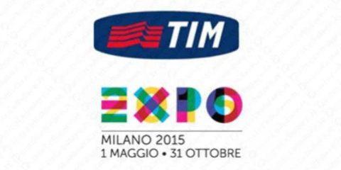 Nei negozi TIM in vendita i biglietti per Expo Milano 2015