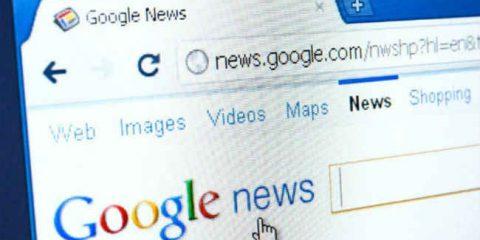 Editori spagnoli a Google: 'Non cancellateci dal web'