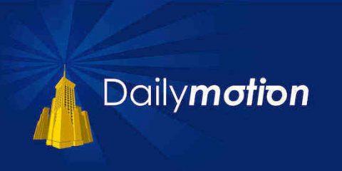 Dailymotion lancia un servizio di streaming