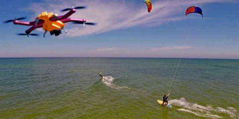 eJournalism: arriva Airdog, il drone che ti segue come un cane