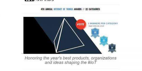 Smart city app, l'italiana Kiunsys in finale agli IoT Awards 2015