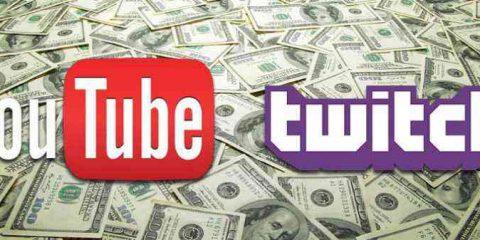 Microsoft apre alla monetizzazione su Youtube e Twitch