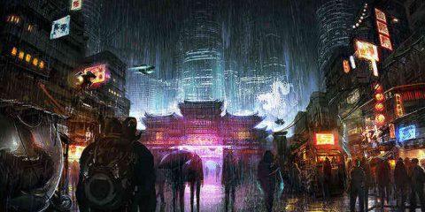 Shadowrun: Honk Kong brucia le tappe su Kickstarter