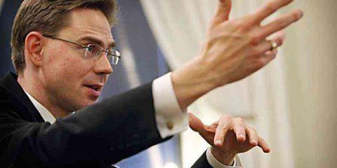 Investimenti, Katainen: 'Il Piano Juncker da 315 mld creerà 1,3 milioni di posti di lavoro'