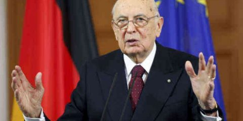 Giorgio Napolitano: 'Internet mezzo potente ma attenzione all'uso distorto'