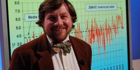 'Rinnovabili: economia e politica facciano di più'. Intervista al climatologo Luca Mercalli