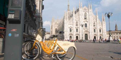 Smart mobility, car & bike sharing  nel nuovo paniere 2015 dell'Istat