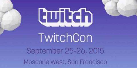 La prima TwitchCon ha ospitato 20.000 visitatori