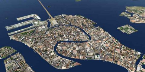 Venezia smart city, big data e sensori per la mobilità sostenibile