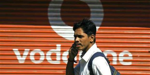 Vodafone vuole diventare una banca in India